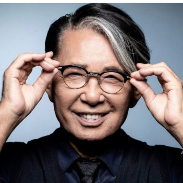Another legend has been taken from us. Designer Kenzo Takada, founder of Kenzo, dies from Covid-19 at the age of 81. Covid sucks!!!! I was a big fan of your work. Thank you for bringing your fashion to our generation Kenzo-san. Rest In Peace. The photo of us is from his book release celebration in Tokyo #kenzo