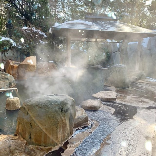 My first and last Onsen of the year at #akiyuonsen and it was great!!!! My skin is soft as a baby's butt. (I'm just imagining that! lol) and it was great as it was snowing and water was just perfect in temperature. Gosh I missed this. #sendai