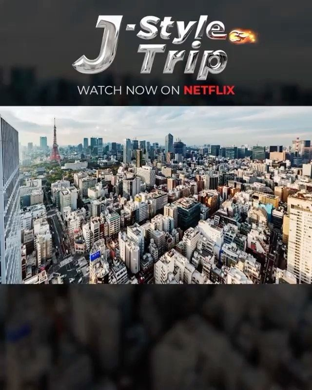 "Final teaser before this goes online! Make sure to catch Jay Chou and his new Tokyo episode of ""J Style Trip Show"" on Netflix tonight. みんな久しぶりに番組出るの今日夜11時からNetflixジェイスタイルトリップショー検索して東京エピソード見てね.  #Repost @willtsai ・・・ What about me @cyrilmagic ? 💔  10 pm tonight on Netflix! With my dear friends and brothers  @verbal_ambush @ryota_katayose__official @cyrilmagic @jaychou @klmagic @makeup_ado @willtsai . Cya on J-Style Trip"